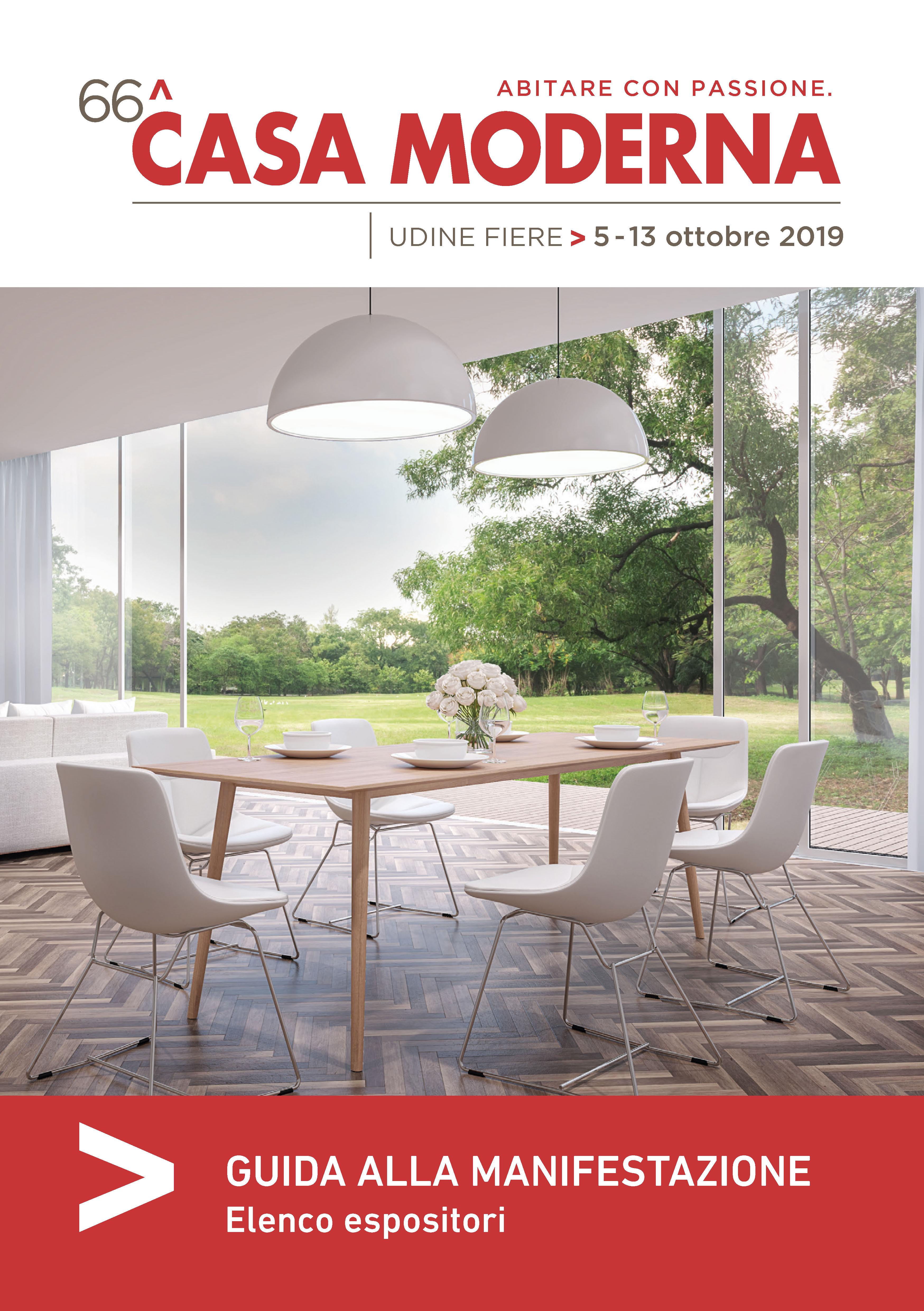 Udine Fiera Della Casa Moderna.Elenco Espositori Casamoderna
