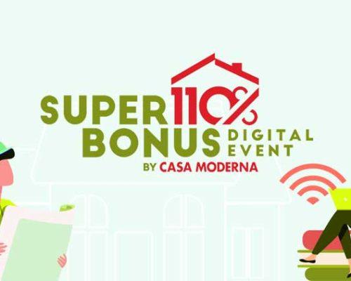 Super Bonus 110% Digital Event